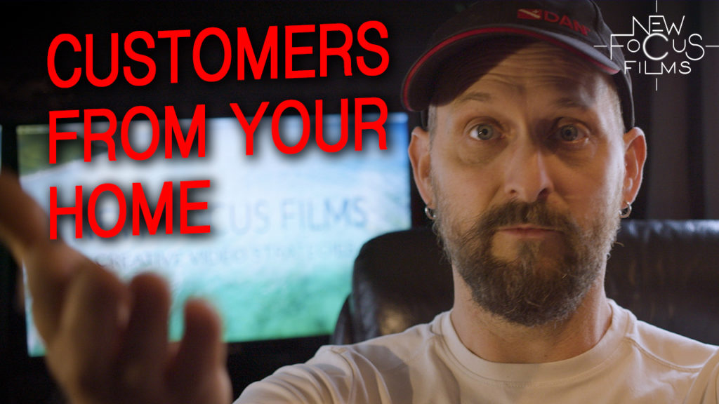 marketing from home new focus films